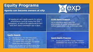 exp realty equity program