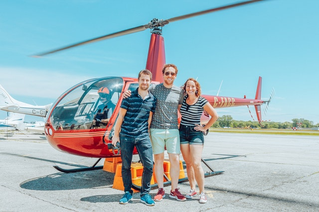 helicopter tours Clearwater Beach