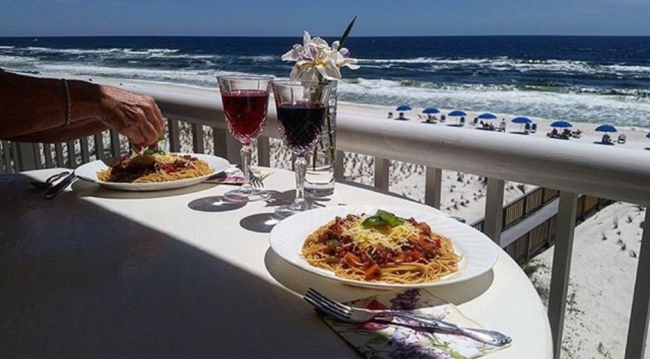 Clearwater Beach Dining