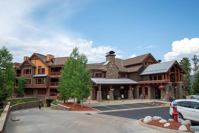 Breckenridge BlueSky Condos Exterior in Breckenridge, Colorado