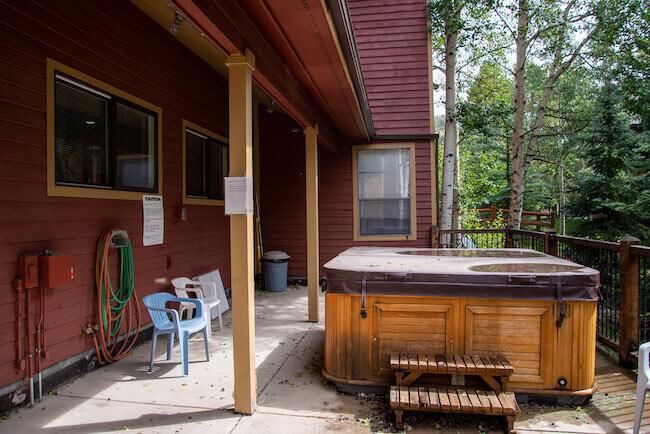 Base 9 Condos, Breckenridge, Hot Tub