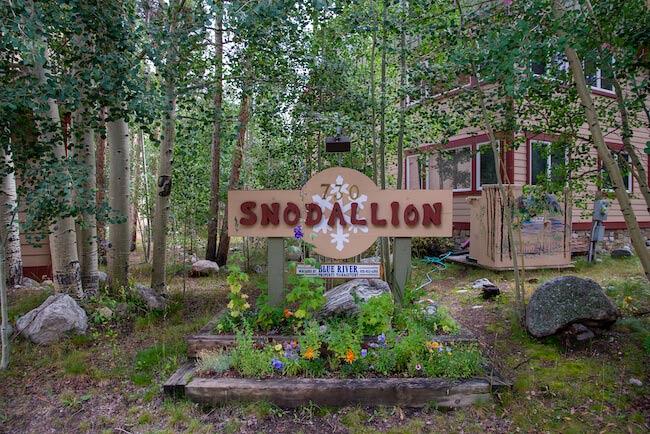 Snodalian Condos, Breckenridge, Sign
