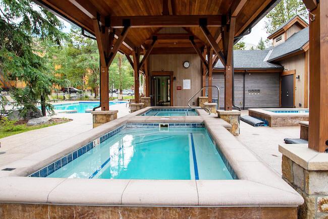Snowdrop, Breckenridge, Hot Tub