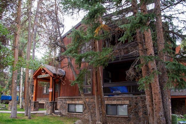 Snowspruce, Breckenridge, Exterior
