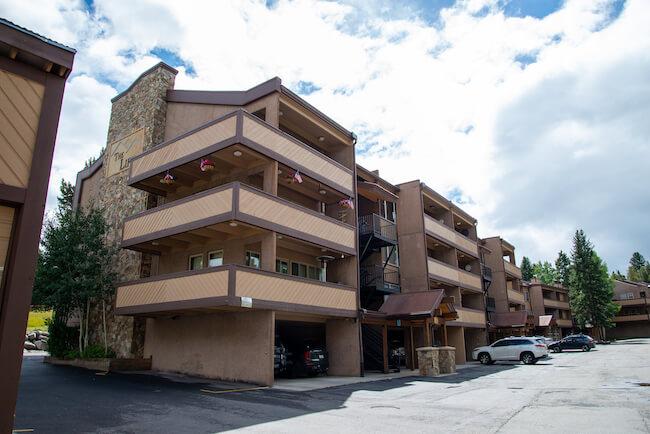 The Lift Condos, Breckenridge, Exterior