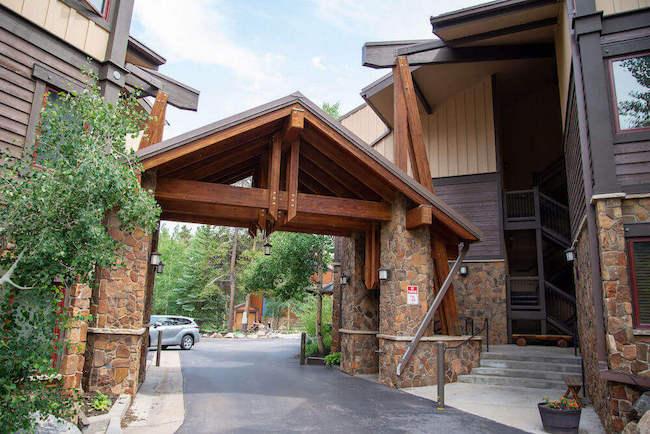 Double Eagle Condos Exterior in Breckenridge, Colorado