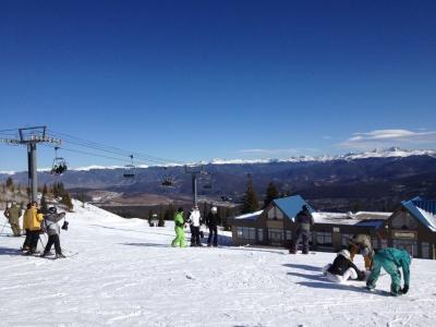 Peak 8 at the Breckenridge Ski Resort