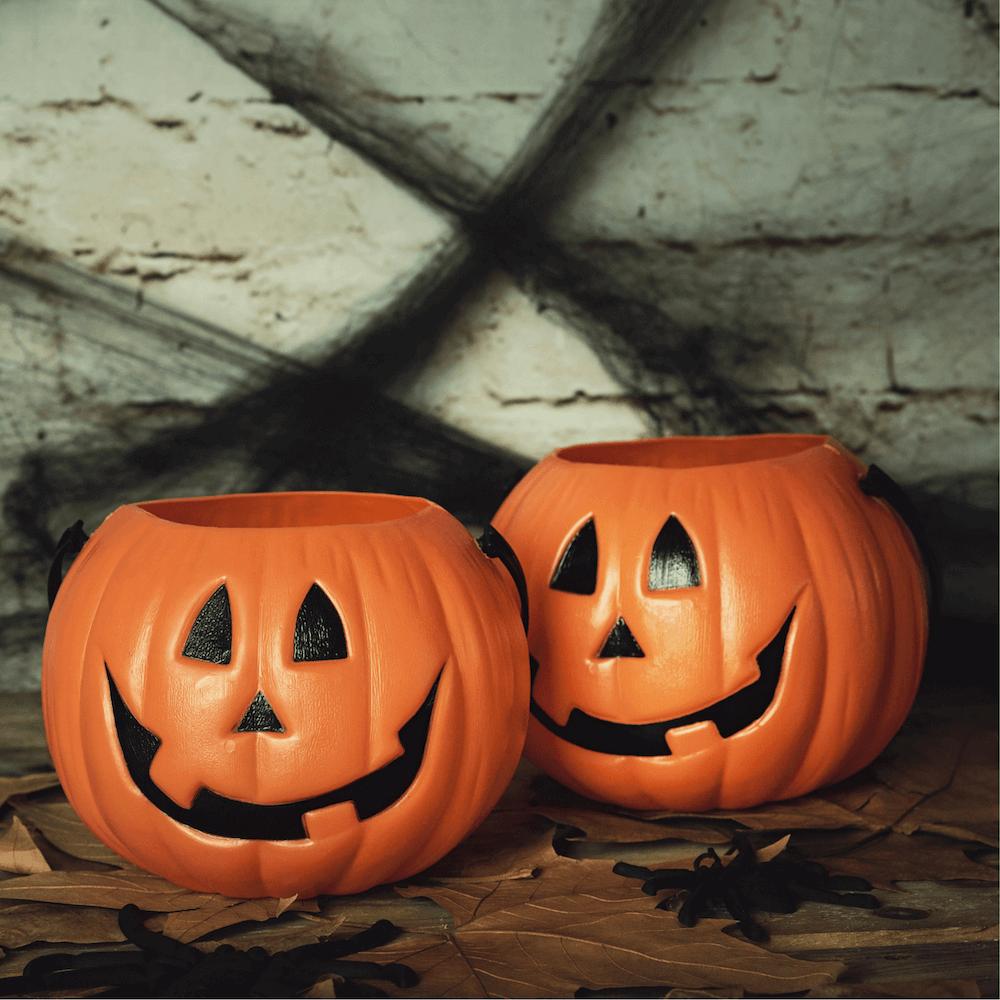Jack-o-Lanterns at Halloween in Breckenridge