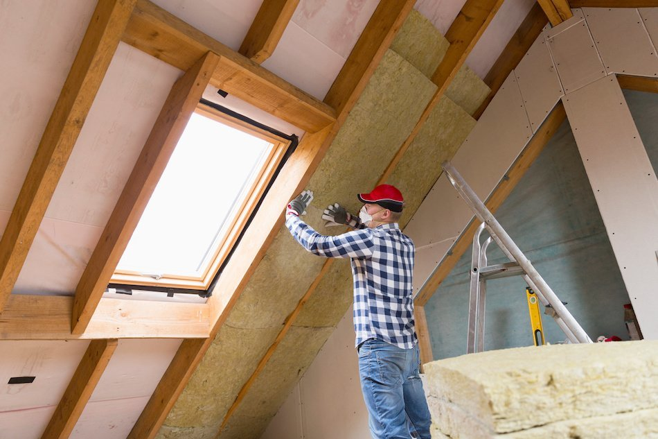 Preventing Ice Dams With Proper Insulation