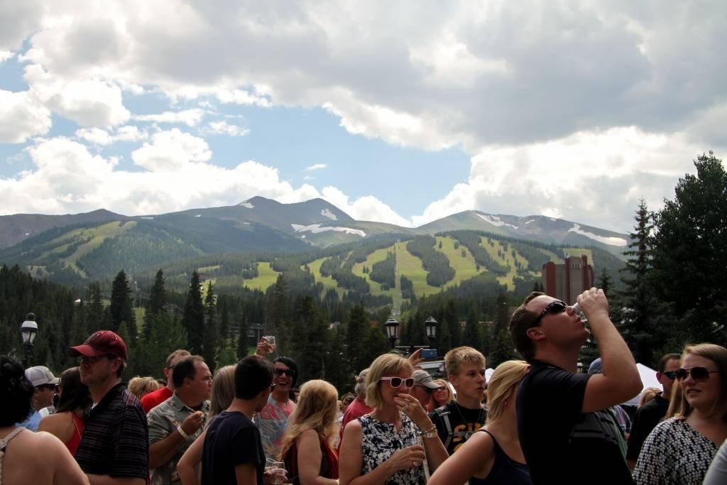Breck Wine Festival