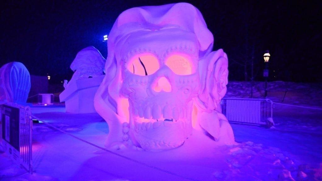 GoBreck, International Snow Sculpture Championships