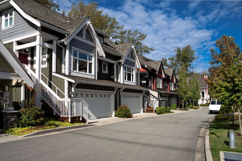Luxury Breckenridge Townhomes