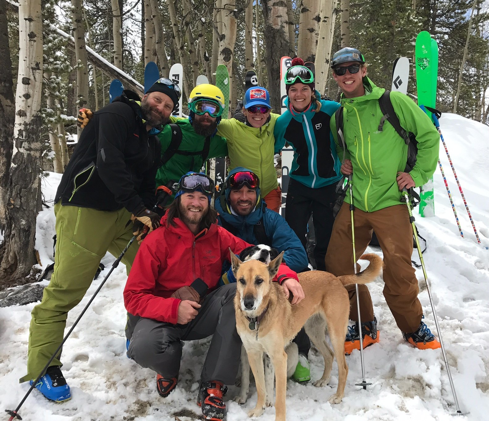 Mountain Outfitters Team