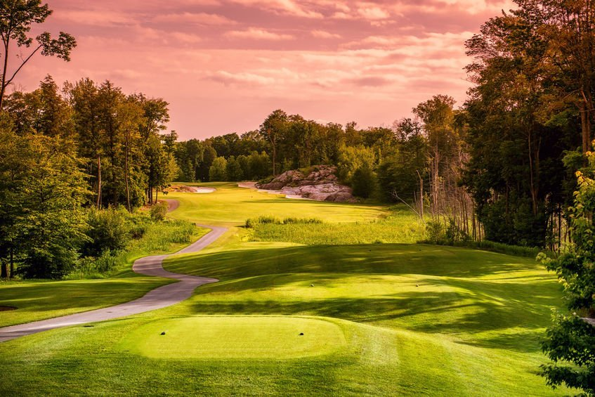 Summit County Golf Course Homes For Sale