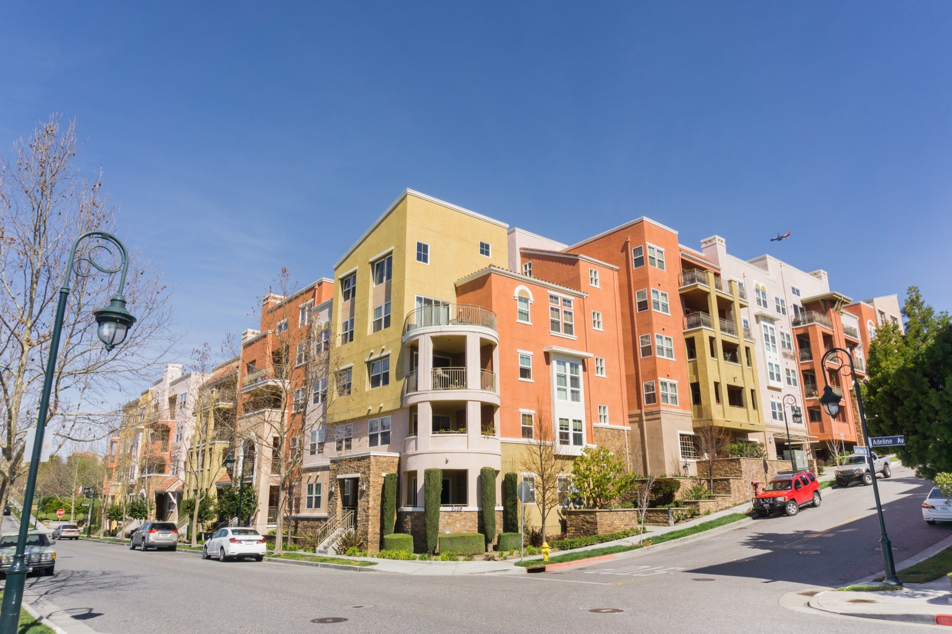 Communications Hill Townhomes