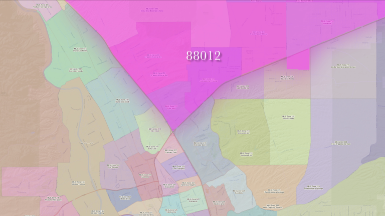 Homes for Sale in the 88012 zip code