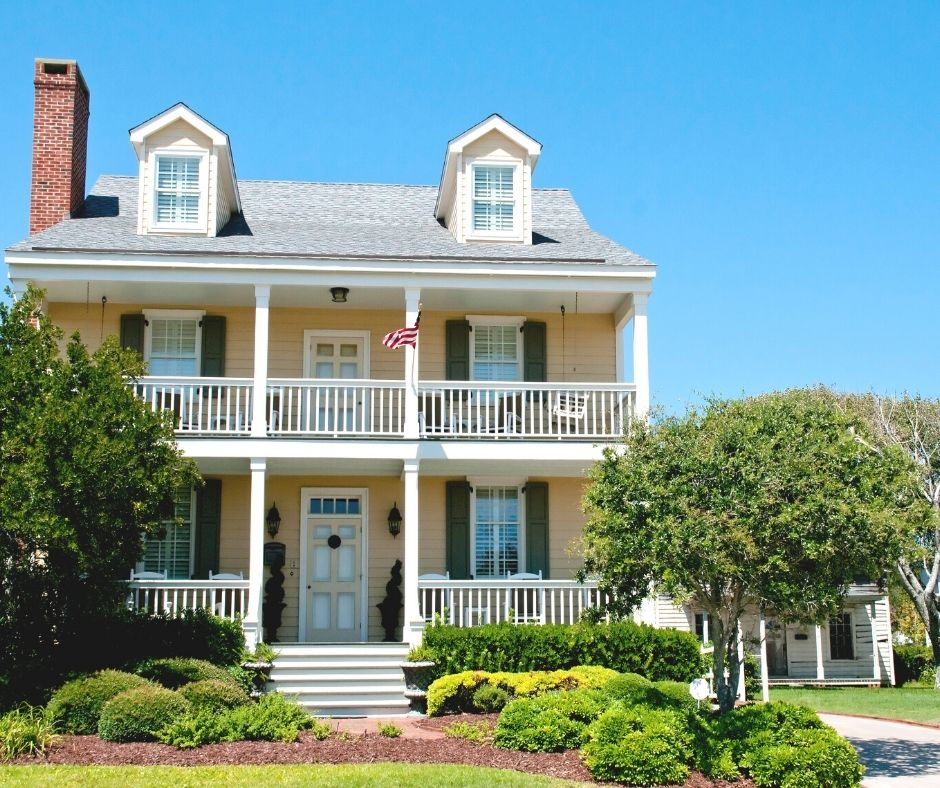 Buying a historic home in New Jersey