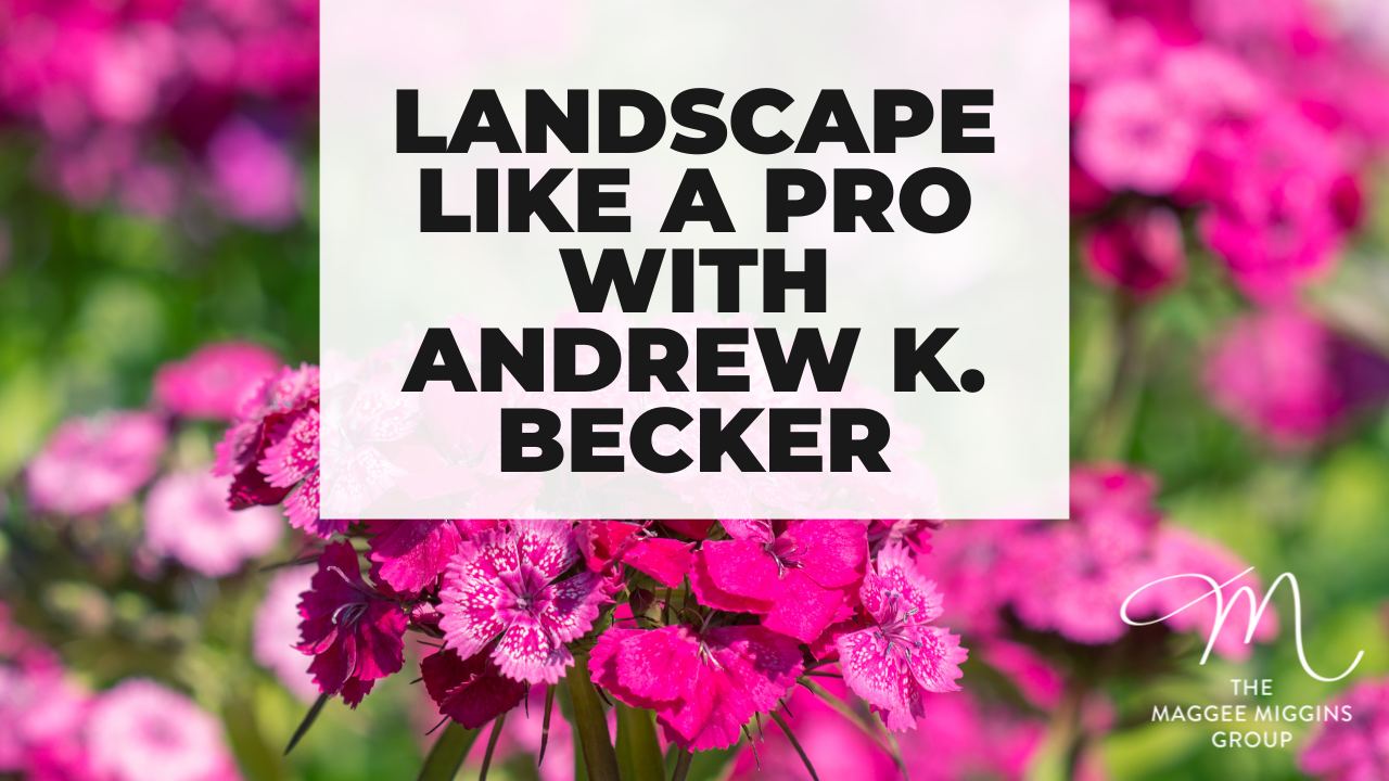 Landscape Like a Pro with Andrew K. Becker