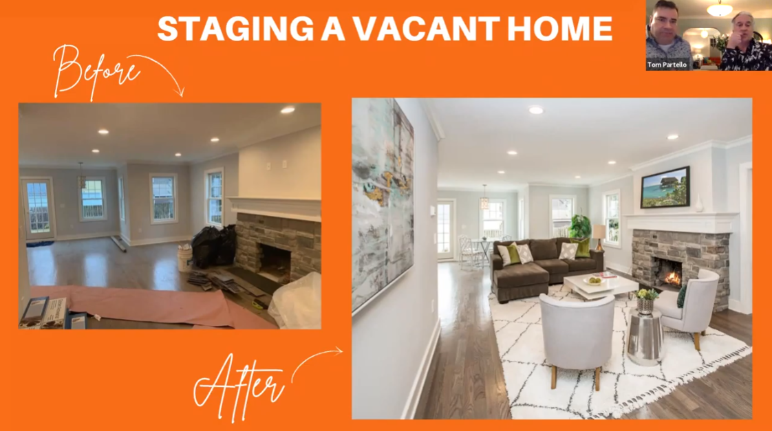 vacant staging