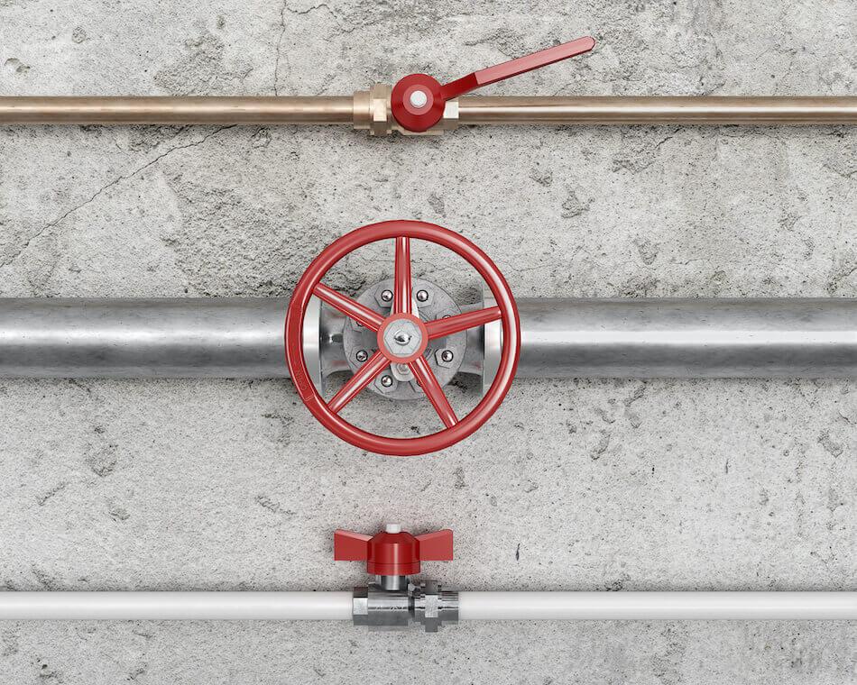 Types of Plumbing Valves
