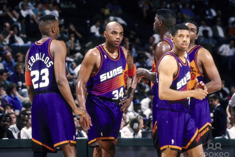 Phoenix Suns and Charles Barkley