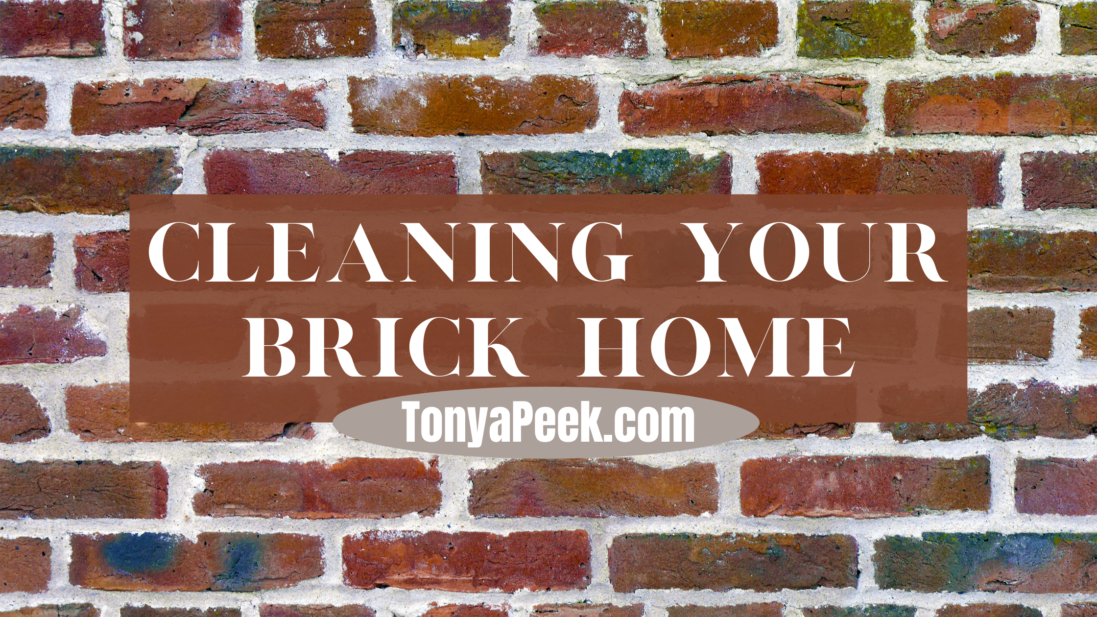 How to Keep Your Brick Home Looking Its Best