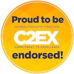 C2EX Endorsement Badge