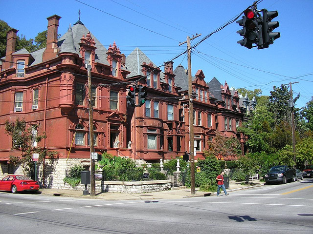 Old Louisville Houses