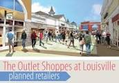 shoppes at Louisville