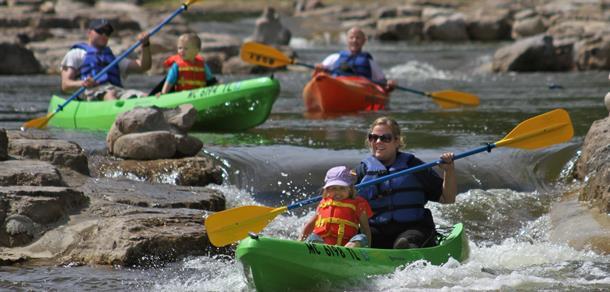 Argo Canoe Livery in Ann Arbor