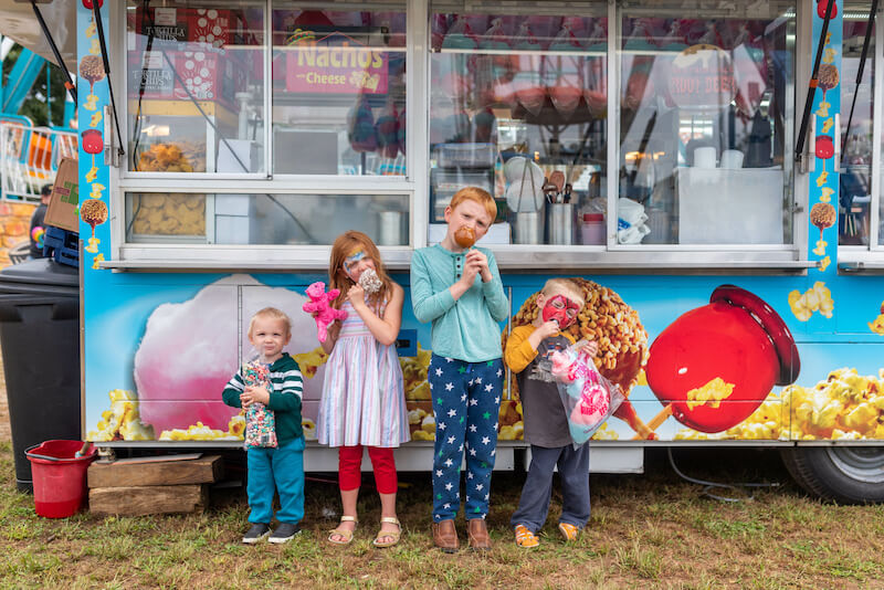 Arts & Apples Festival in Rochester, MI