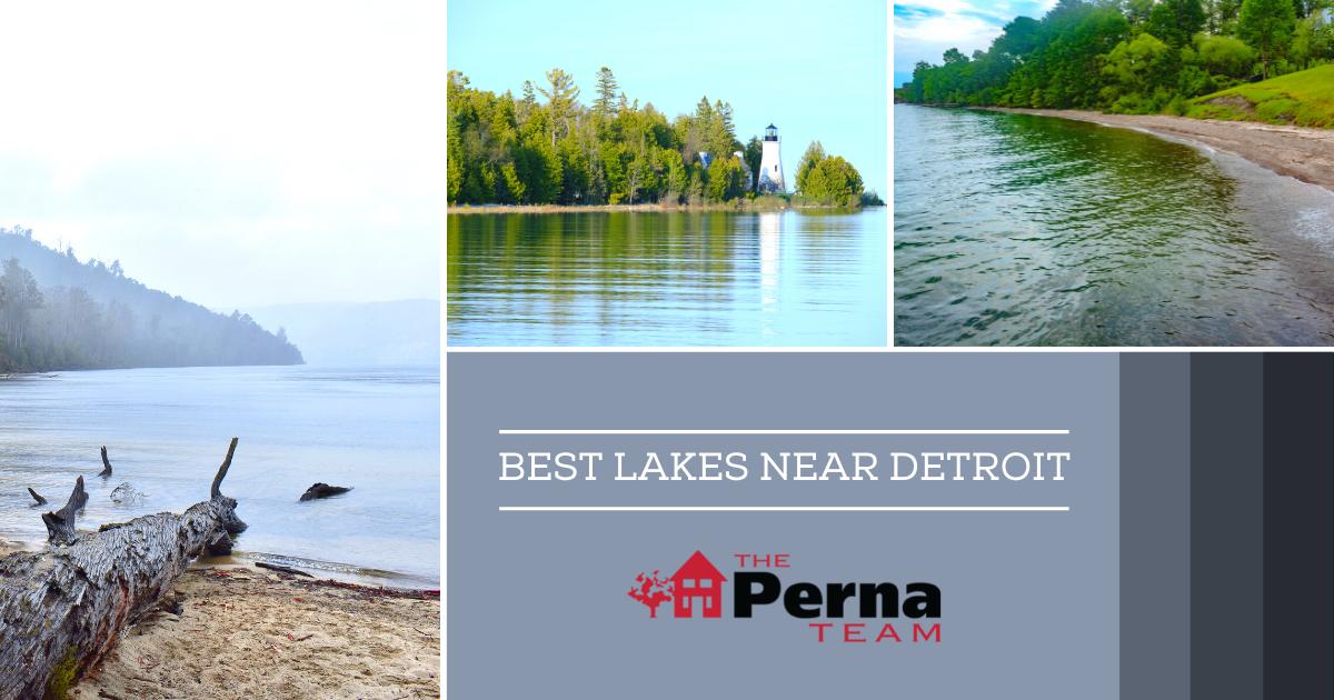 Best Lakes in Detroit