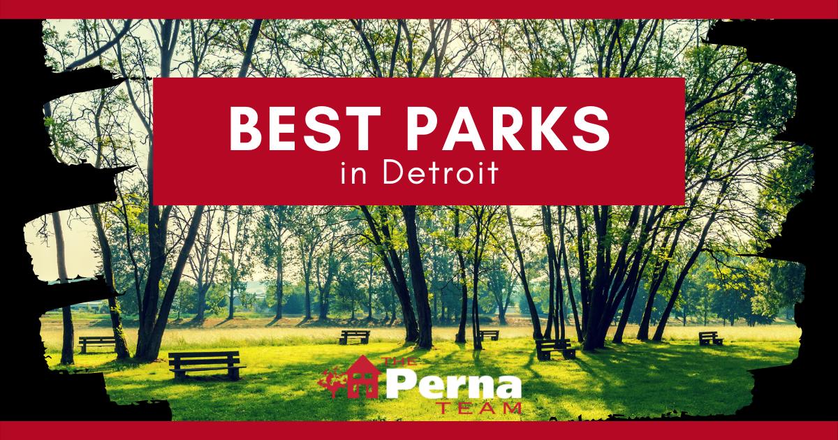 Best Parks in Detroit