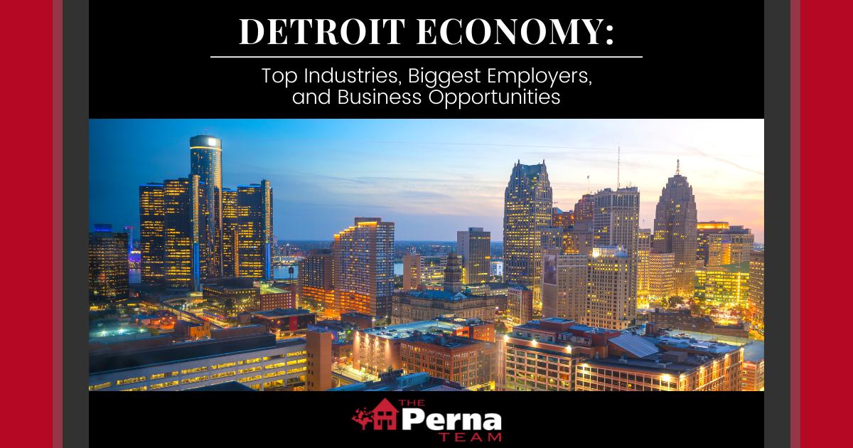 Detroit Economy Guide