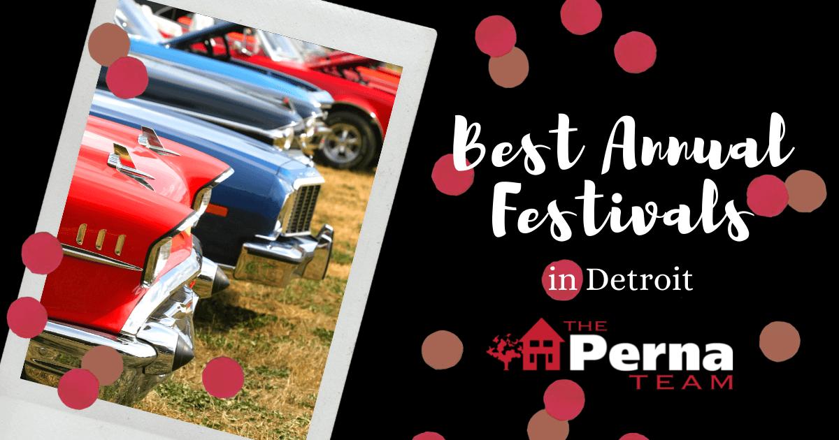 Annual Festivals in Detroit, MI