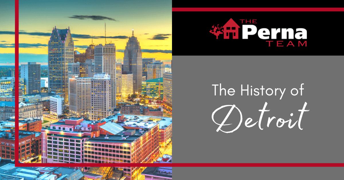 Detroit, MI History