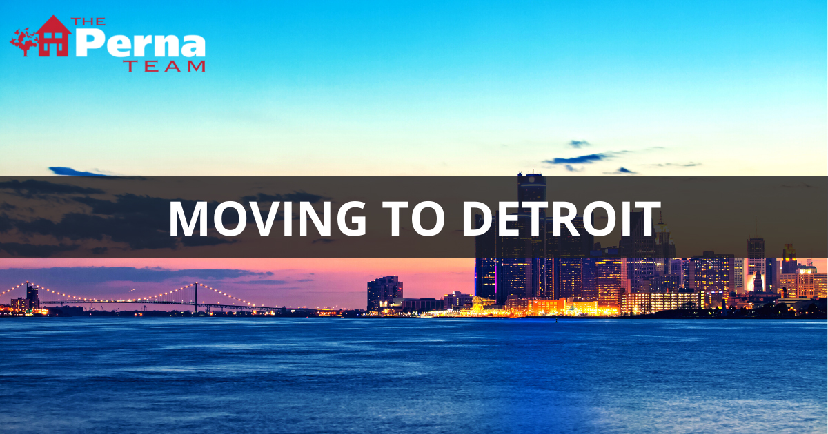 Moving to Detroit Relocation Guide