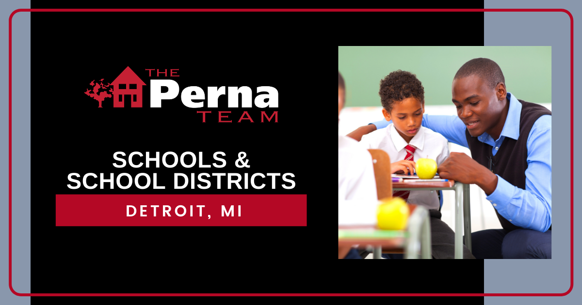 Schools and School Districts in Detroit