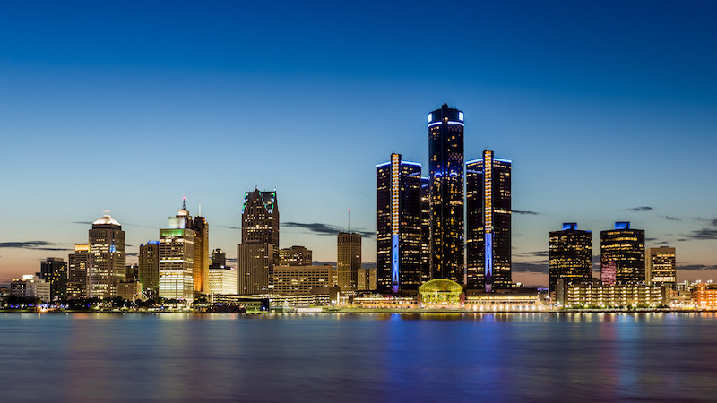 Entertainment Costs in Detroit, MI