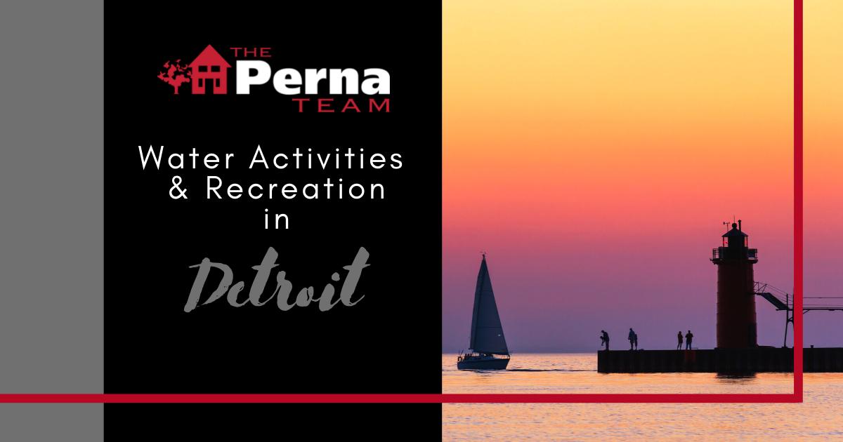 Best Water Activities in Detroit