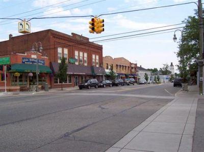 Clarkston Downtown