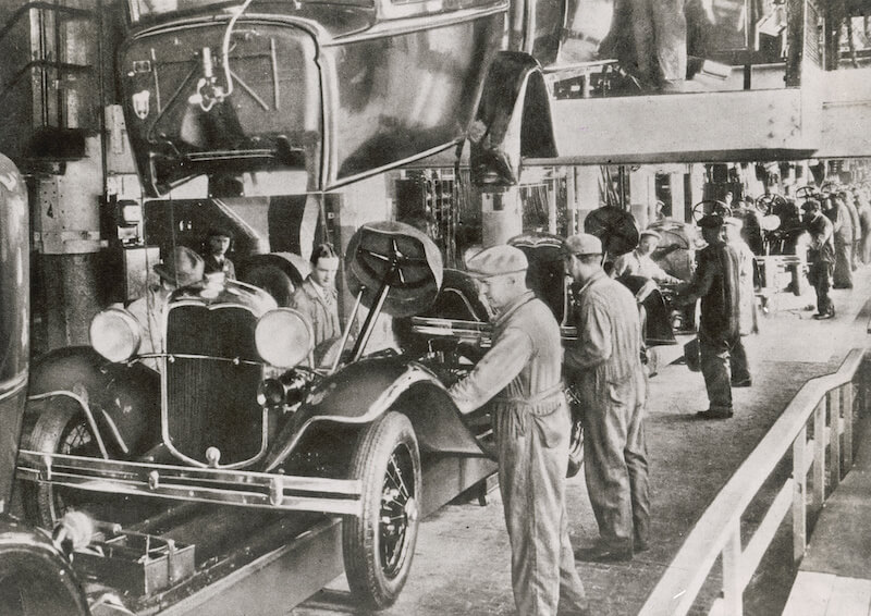 The Assembly Line is One of Detroit's Biggest Inventions