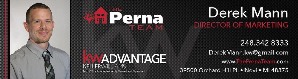 Michael Perna Blog Signature