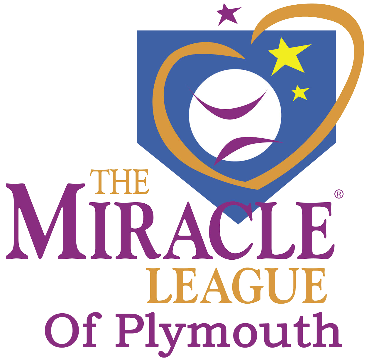 Miracle League Of Plymouth Logo
