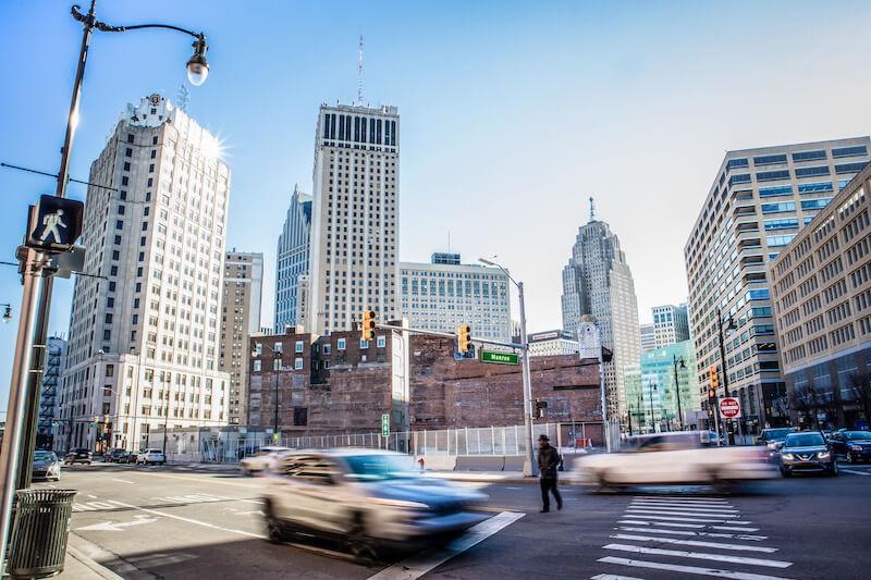 Detroit's Modern History