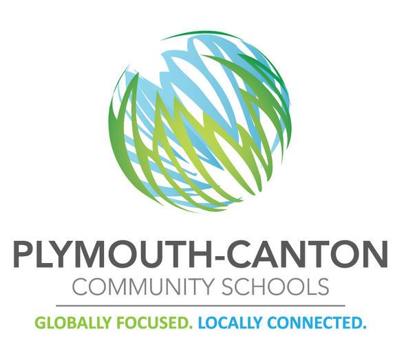 Plymouth-Canton Community Schools Logo