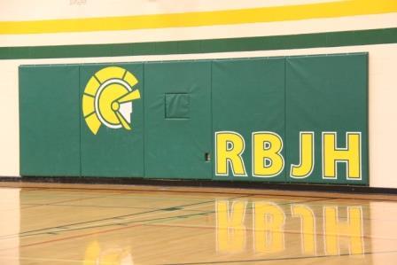 Riverbend Junior High School Gym