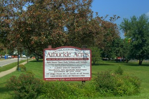 Arbuckle Acres Park in Brownsburg