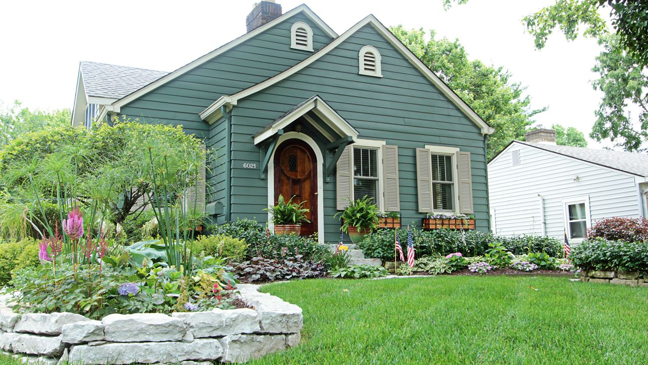 Bungalow Home Style