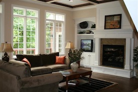 Family Room or Hearth Room